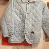 Куртка стёганная на подростка или на невысокую женщину