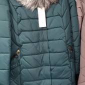 Теплая зимняя куртка! 50р
