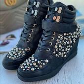 Сникерсы - кроссовки - ботинки. 35-38 р.