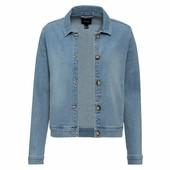 Куртка оверсайз джинсовая женская esmara евро размер л 46