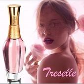 Цветочный аромат парфюмированной воды Treselle 50 мл!!! Собирайте лоты!!!