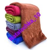 Банное полотенце Веточки бамбука, 140*70см (микрофибра), лот 1шт. Турция. Отличного качества!