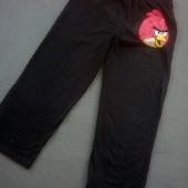 Пижамные штаны на 5-6 лет
