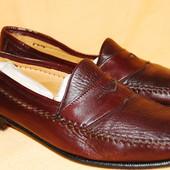 Мужские туфли мокасины 42 размер