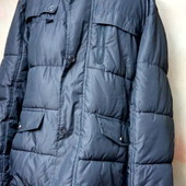 Зимняя мужская куртка синтепон размер Л-ХЛ