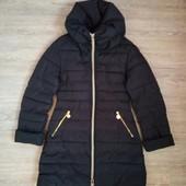 Зимова курточка на підпостка