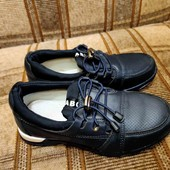 Туфли на мальчика р.31, стелька 19см