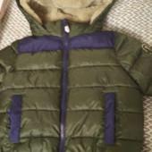 курточка на 2-4 года