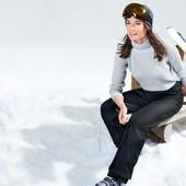 Функциональные лыжные штаны Snow tech premium, Tchibo (Германия), размеры наши: 50/52 (44 евро)