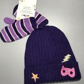 Набор шапочка+ перчатки Kuniboo p.86-98