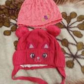 Красивые шапочки одним лотом! Смотрите др. мои лоты!
