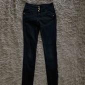 джинси висока посадка 36 рр
