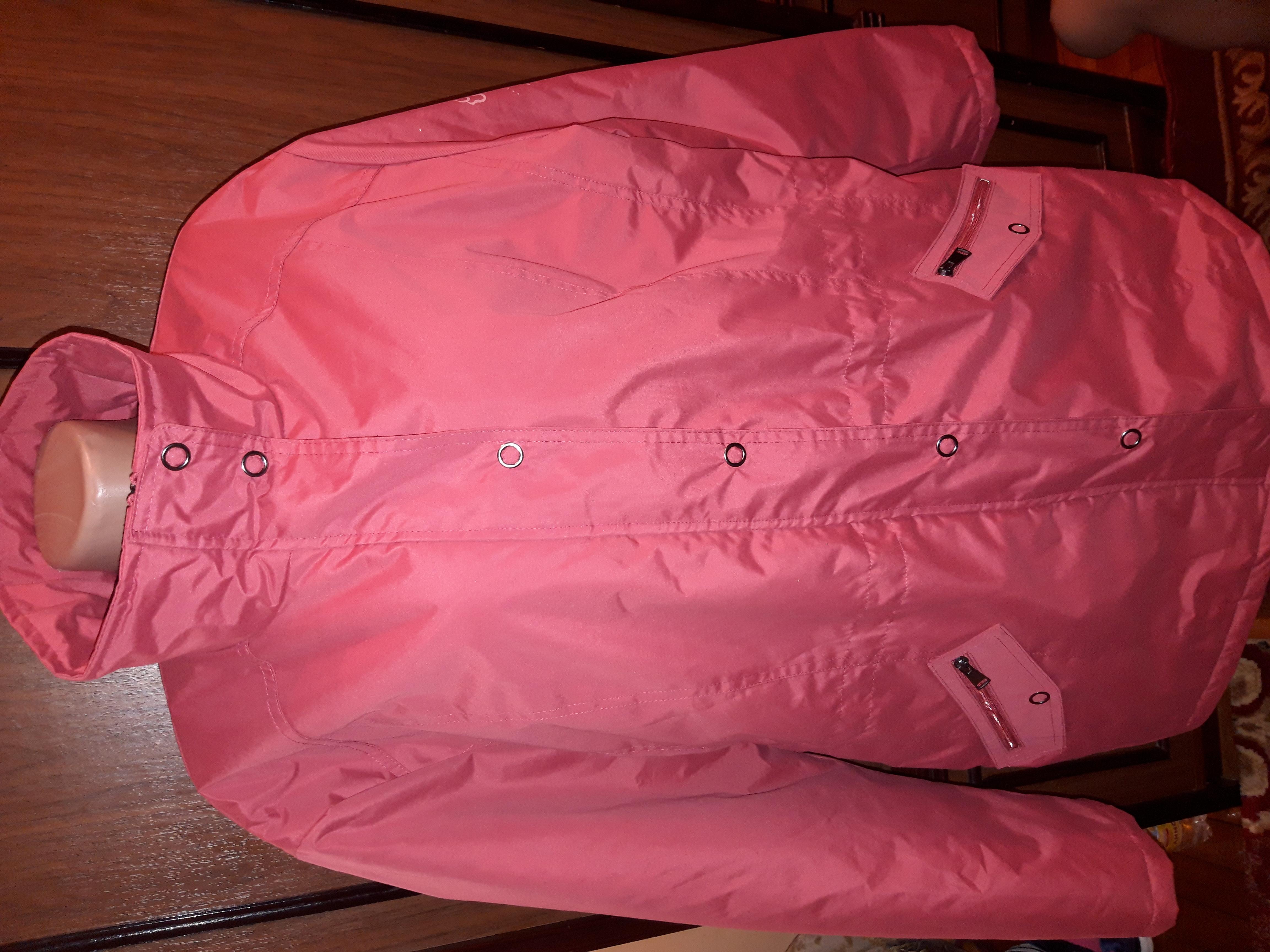 "Термо куртка ""Atlas for""5-6XL, Єврозима."