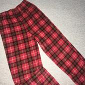 Штаны пижамные тренд- 8-9лет. Сост идеал.