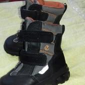 Зимові чобітки ecco 20р