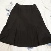 Классическая юбка миди emilio corali S-M Италия