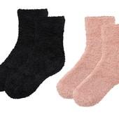 Esmara набор 2 пары женские супер нежные и комфортные плюшевые носки Германия!