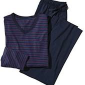 Livergy Man Германия eurо-Л- шикарный домашний комплект костюм пижама премиум качество