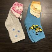 Комплект детских махровых носочков для мальчиков. Бесплатная доставка укр почтой