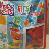 Большой конструктор Mega Bloks.