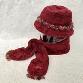 Набор шапка+шарф Dolli объём 45 Германия
