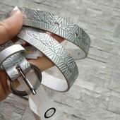 Распродажа,Серебряный пояс для девочки,128-146,C&A, Нидерланды.
