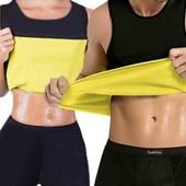 Майка сауна для похудения Hot Shapers размер 2XL