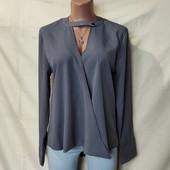 Фирменная блузочка с удлиненной спинкой. Новенькая,без следов носки. XL