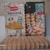 Италия!Оригинал!Печенье для тирамису (палочки савоярди), 100 гр.