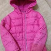 Курточка зима-осень-весна на 4-5 лет