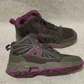 Ботинки кросcовки на меху Lico размер 36 стелька 23см