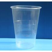Стакан одноразовый 500 мл., 25 шт. пластиковый, прозрачный