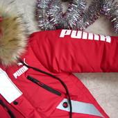 Куртка ,парка, пуховик зимняя 104,110 ,116 Новая