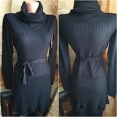 Тепленькое платье с кашемиром, размер m/l.