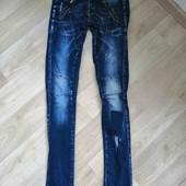 Стильные джинсы /Guess-100%оригинал /скини /M!!!