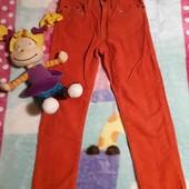 Теплые микровельветовые штанишки + свитшот в подарок