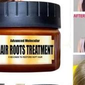 Маска для волос hair roots treatment укрепляет и активизирует рост новых фолликулов !!!