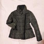 Суперская, зимняя, фирменная куртка Next, размер 16