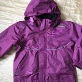 Яскрава курточка на дівчинку 3-4 роки від Stormberg