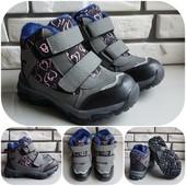 Хорошенькие ботиночки демисезонные для девочки. Яркие и качественные! Размер 29 - 17,5см.