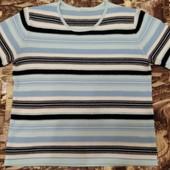 Акриловая кофточка-футболка