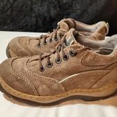 Полностью кожаные кроссовки Track Style, разм. 33 (21 см внутри). Сост. хорошее!