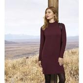 элегантное вязаное платье от Esmara.