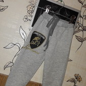 ☆Классные штанишки с утеплением Lamborghini .1-3 года