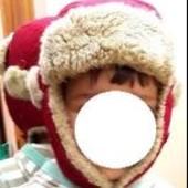 ❄Mothercare Зимняя стеганная супер-теплая шапка ушанка на меху 1-3 года УП 15%, НП 5% скидка!❄
