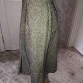 ❤Шерстяная юбка миди на подкладке от C&A❤ уп 15%, нп 5% скидка!