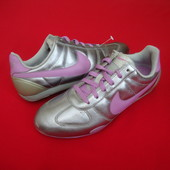 Кроссовки Nike Silver натур кожа оригинал 37-38 разм https://kloomba.com/o/krossovki-nike-silver-nat