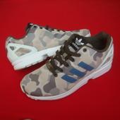 Кроссовки Adidas ZX Flux оригинал 42 размер 27 см (нюанс)