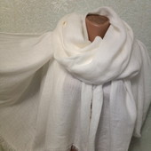 Роскошный мягусенький теплый широкий шарф палантин плед 210/115 Новый Акция читайте