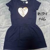 Нарядное платье для девочки 134Cool club